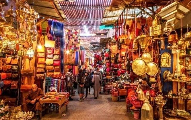 Shopping in Marrakech   Marrakech Tours Specialist