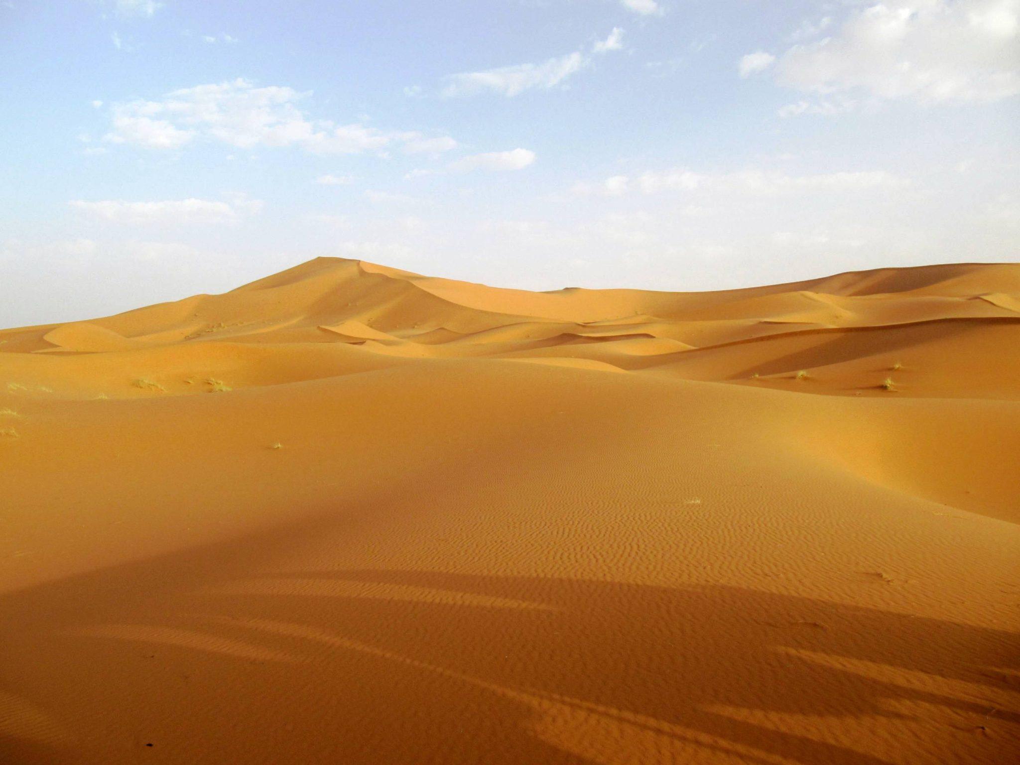 Marrakech Desert Tour 3 days Erg Chegaga Dunes